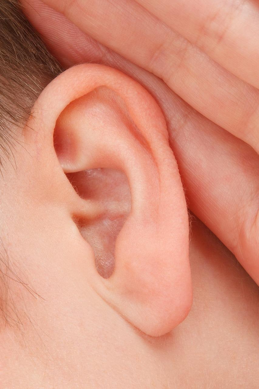 Mijn gehoor gaat achteruit